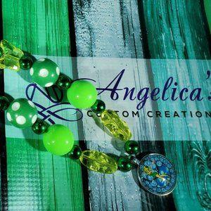 Tinkerbell Bubblegum Necklace